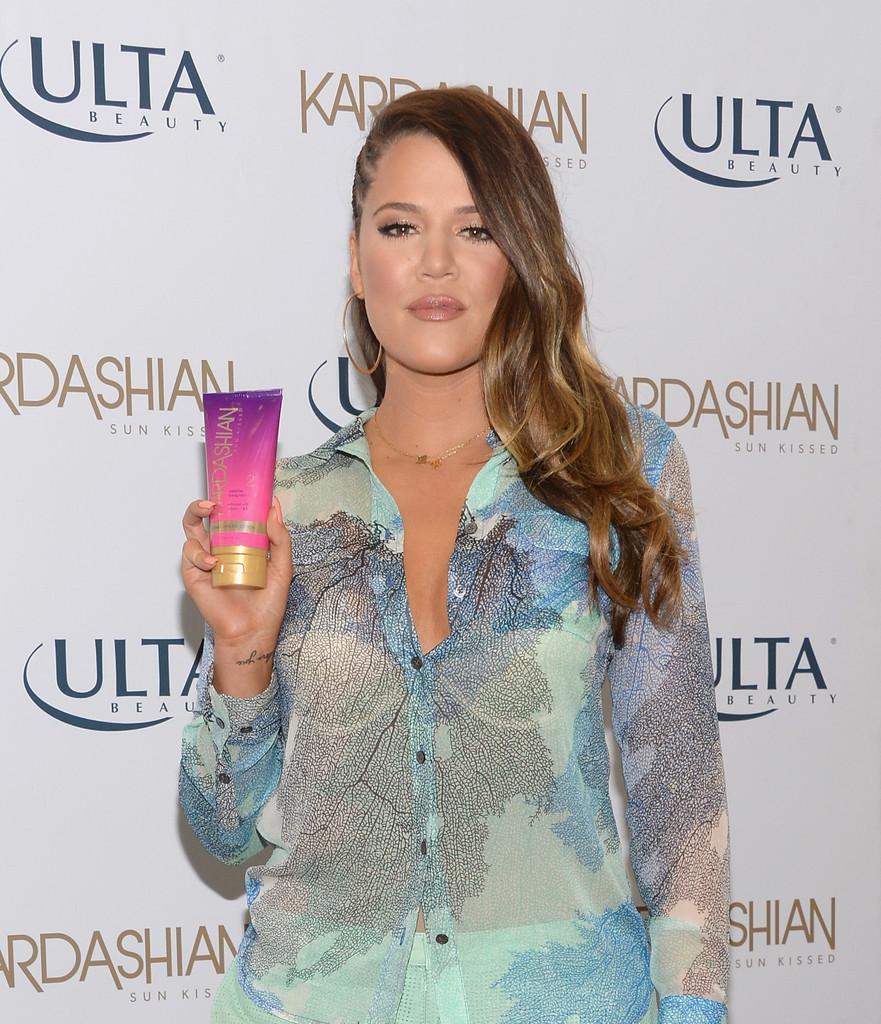 Khloe Kardashian 2013 : Khloe Kardashian – Kardashian Beauty Launch at ULTA in Burbank -13