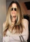 Khloe Kardashian shopping candids at Kitson in Beverly Hills -02