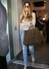 Khloe Kardashian shopping candids at Kitson in Beverly Hills -11