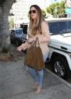 Khloe Kardashian shopping candids at Kitson in Beverly Hills -16