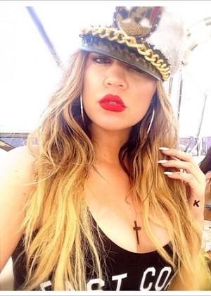 Khloe Kardashian Swimsuit Photos: 2014 in Thailand -03