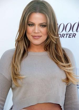Khloe Kardashian - The Hollywood Reporter's 23rd Annual Women In Entertainment Breakfast in LA