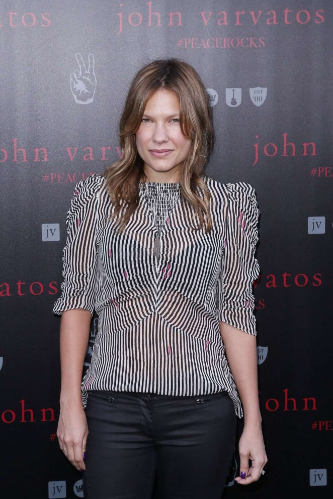 Kiele Sanchez - John Varvatos International Day of Peace in West Hollywood
