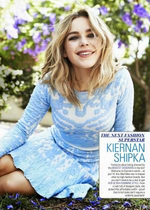 Kiernan Shipka - Seventeen Magazine (September 2014)