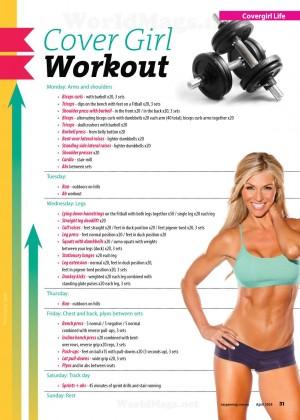 Kim Dolan Leto: Womens Fitness Australia -04