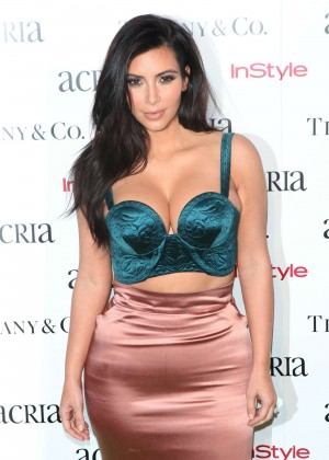 Kim Kardashian - 19th Annual ACRIA Holiday Dinner in NY