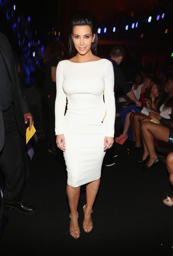 Kim Kardashian – 2012 BET Awards-04