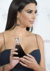Kim Kardashian In a dress at 2012 FiFi UK Fragrance Awards in London