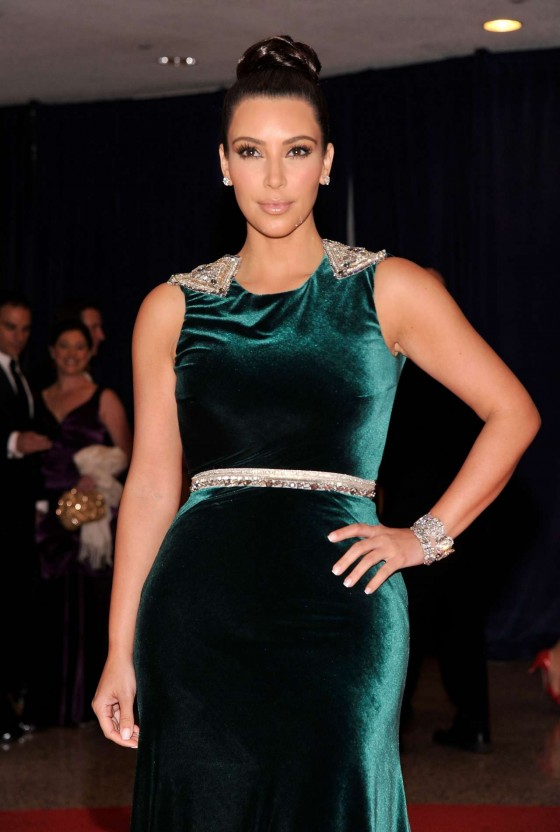 Kim Kardashian – White House Correspondents Association Dinner-04