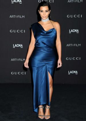 Kim Kardashian - LACMA Art + Film Gala 2014 in LA