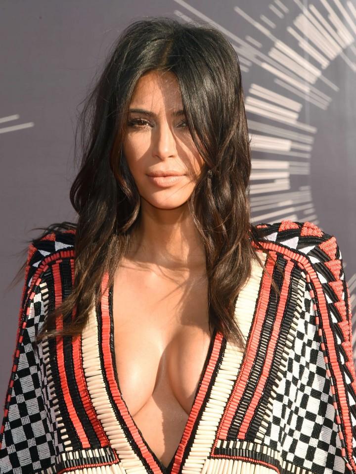 Kim Kardashian - MTV Video Music Awards 2014 in Inglewood