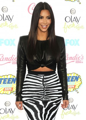 Kim Kardashian - 2014 Teen Choice Awards