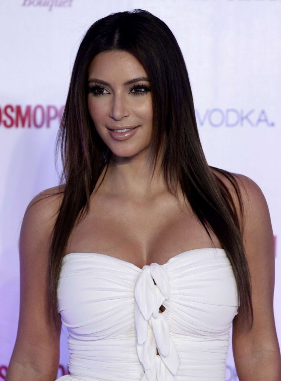 Kim Kardashian - 40th anniversary of Cosmopolitan magazine 2012 in Mexico