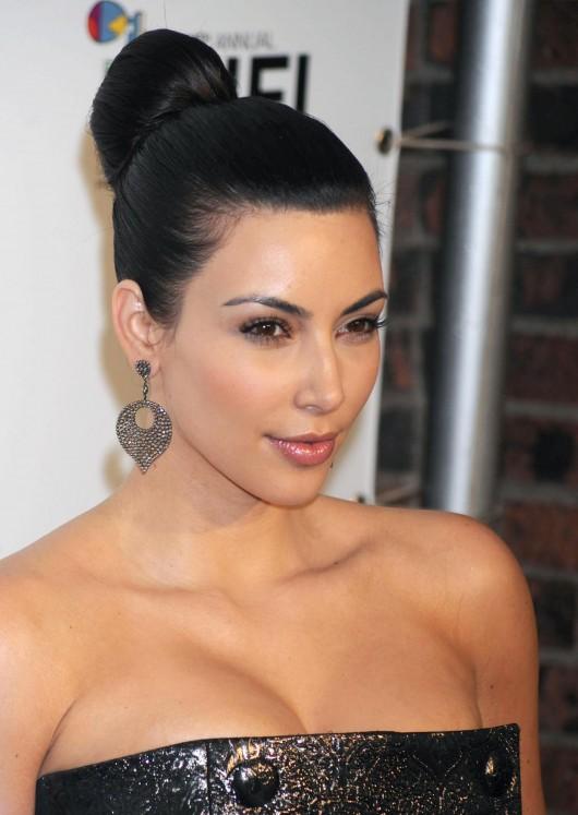 Kim Kardashian – 38th Annual Fifi Awards in New York