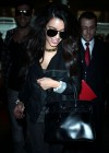 Kim Kardashian at Charles de Gaule Airport in France-02