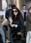 Kim Kardashian at Charles de Gaule Airport in France-03