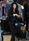 Kim Kardashian at Charles de Gaule Airport in France-10