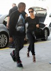 Kim Kardashian and Her Boyfriend -01