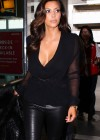 Kim Kardashian Hot In in Leather Pants-09