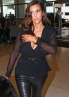Kim Kardashian Hot In in Leather Pants-12