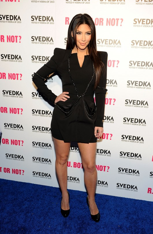 Kim Kardashian At Svedka's Battle Of The Bots! in LA – May 22, adds