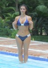 Kim Kardashian - bikini in Dominican Republic -10