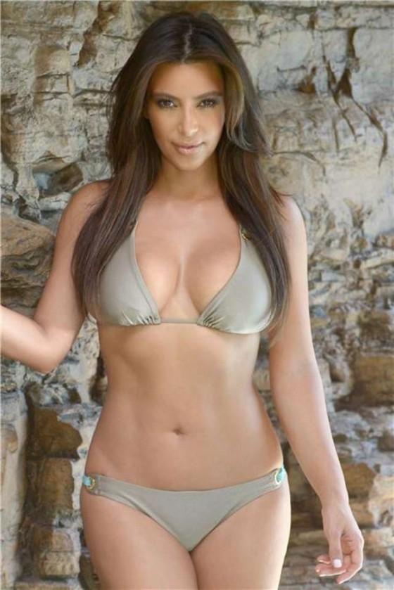 Kim Kardashian Wallpaper Hd Bikini