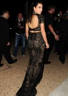 Kim Kardashian - Cannes 2012 - Sean Combs Yacht Party