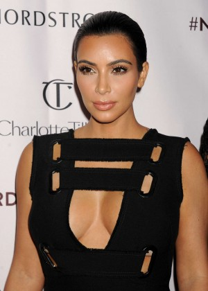 "Kim Kardashian - Charlotte Tilbury's ""Make-up Your Destiny"" Beauty Festival in Los Angeles"