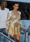 Kim Kardashian - DFI Arrivals for Cruel Summer - Cannes 2012