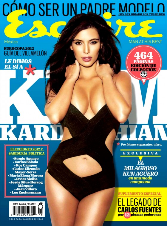Kim Kardashian - Esquire Photos-04