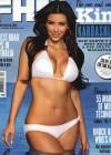 Kim Kardashian hot and sexy FHM Magazine Australia (April 2011)