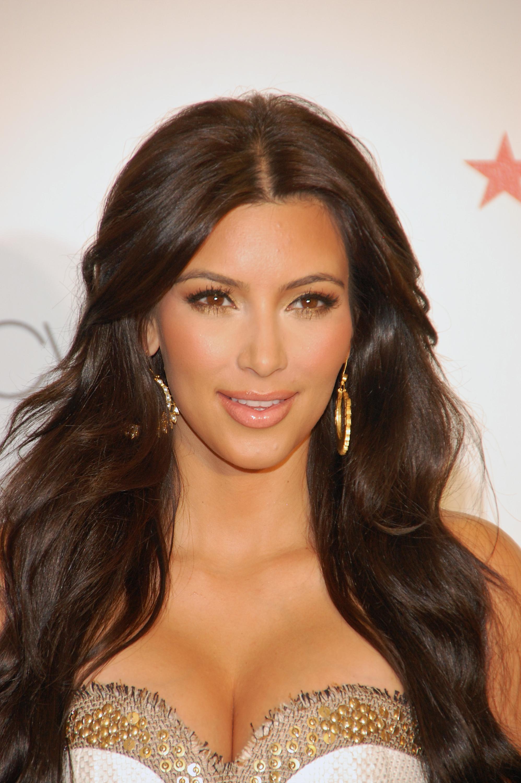 Kim Kardashian – Gold Fragrance Launch in Las Vegas