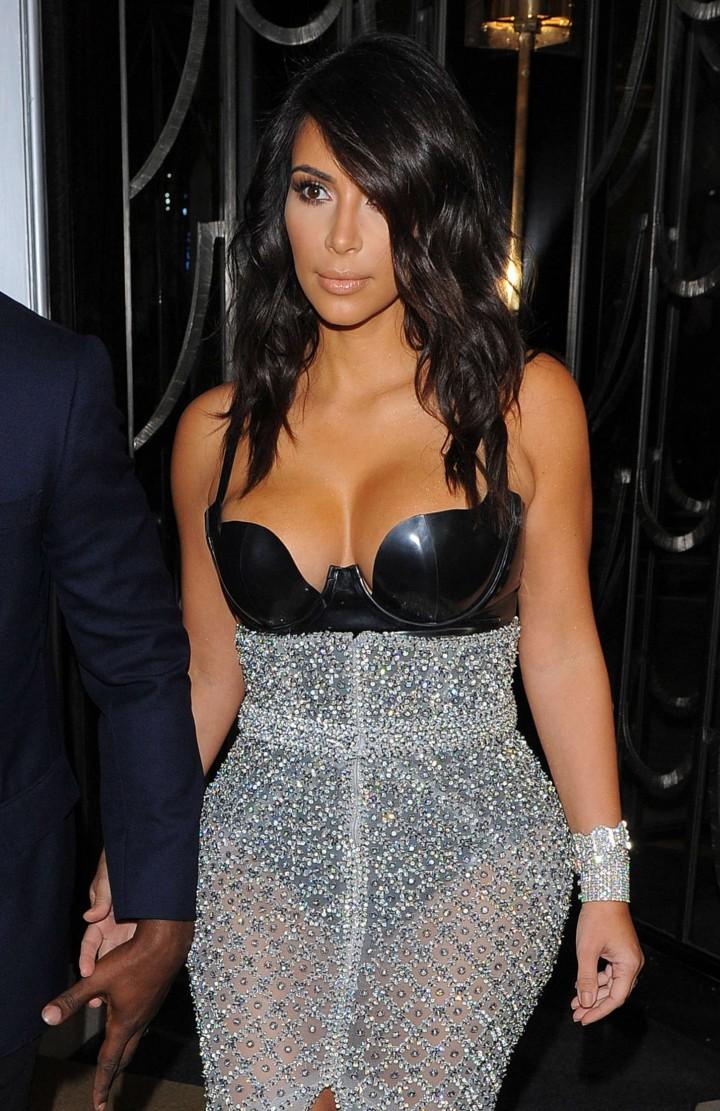 Kim Kardashian – GQ Men of the Year Awards 2014 in London