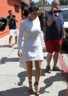 Kim Kardashian - Hot in white in Sherman Oaks-01