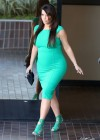 Kim Kardashian at a studio in LA -28