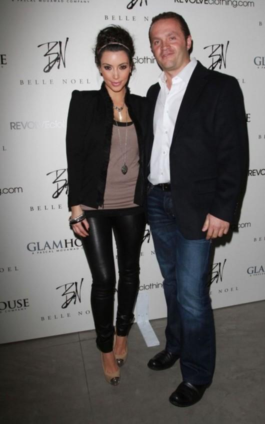 "Kim Kardashian – ""Jimmy Kimmel Live!"" in Los Angeles"