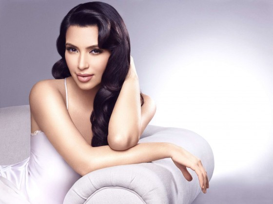 Kim Kardashian – Kardashian Beauty 2013 Photoshoot -01