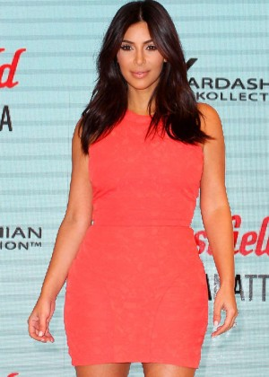 Kim Kardashian - Kardashian Kollection Spring Launch in Sydney