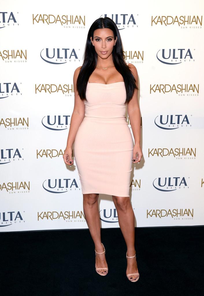 Kim Kardashian - Kardashian Kollection Spring 2015 Launch