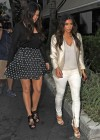 Kim Kardashian at Bal Harbour Mall in Miami-09