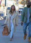 Kim Kardashian new handpainted Birkin bag -09