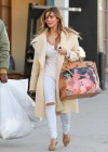 Kim Kardashian new handpainted Birkin bag -14