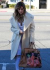 Kim Kardashian new handpainted Birkin bag -29
