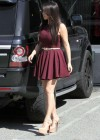 Kim Kardashian - on the set of Melrose-17
