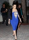 Kim Kardashian in tight dress -01