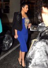 Kim Kardashian in tight dress -07