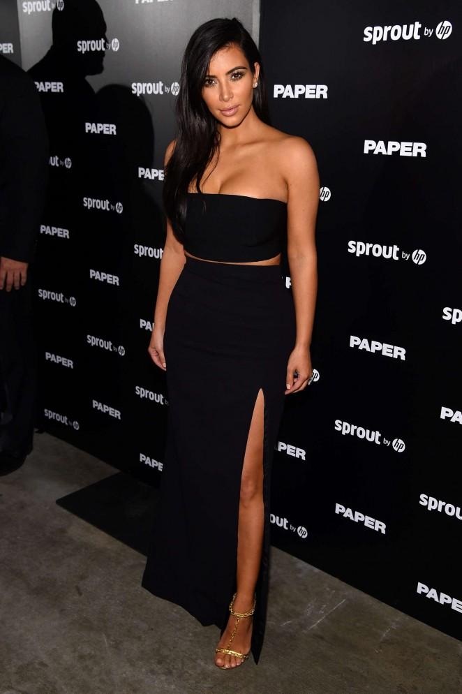 Kim Kardashian: Why I Don't Want to Spoil My Kids