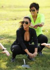Kim Kardashian - The Miami Dragon Boat Festival 2012-13