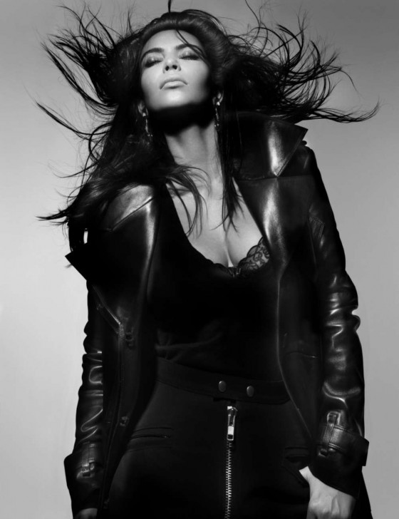 Kim Kardashian in V Magazine #79 Fall 2012 issue